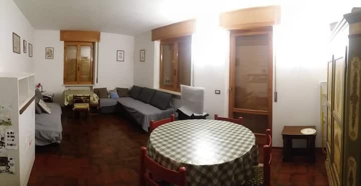 Appartamento con vista ad Asiago