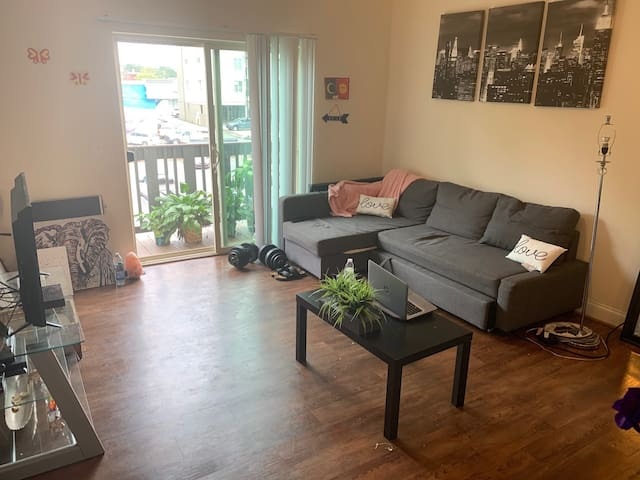 Condo in Plaza Midwood (monthly pricing available)