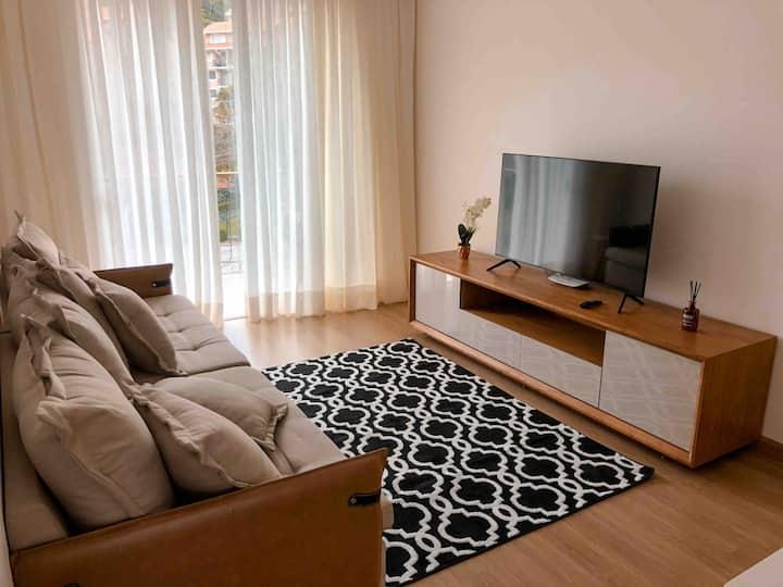 Apartamento Novo e Moderno em Nova Friburgo