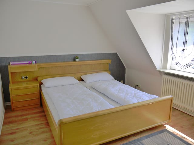 Cosy holiday apartment Jesteburg; near Lüneburg Heath Nature Park