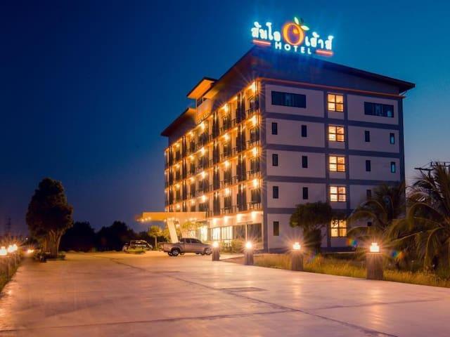 som-o-house hotel - Nakhon Ratchasima - Bed & Breakfast