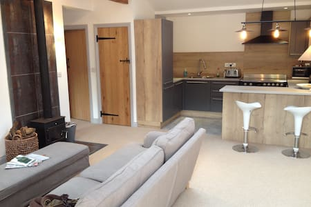 Barn conversion in quiet village - NEC 15 mins - Chadwick End - Wohnung