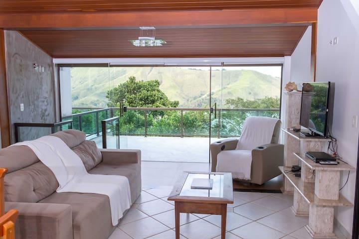 Casa cond. Vista marToqToq Grande, São Sebastião