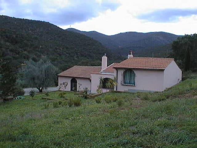 Villa surrounded by greenery of Maremma - Ampio - Vila