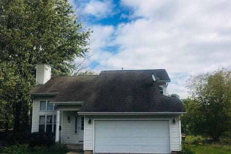 Clean tranquil Single family home on private lot