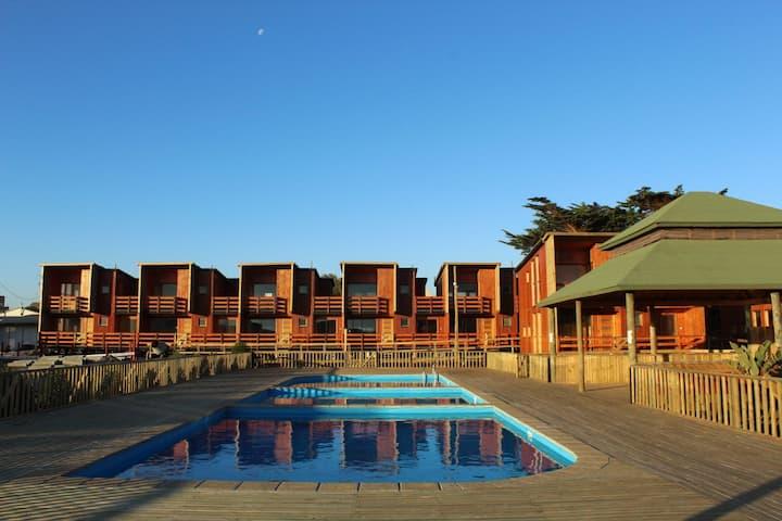 Loft Pichilemu  - Condominio privado
