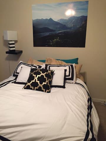 NRG central 1 bedroom apartment - Houston - Apartament