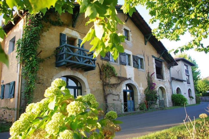 Maison au bord de l'Adour - Saint-Martin-de-Seignanx - Huis