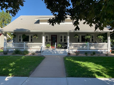 The 1920 House, just minutes from downtown Kearney