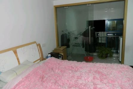 New decorated loft apartment with double rooms - Jiaxing