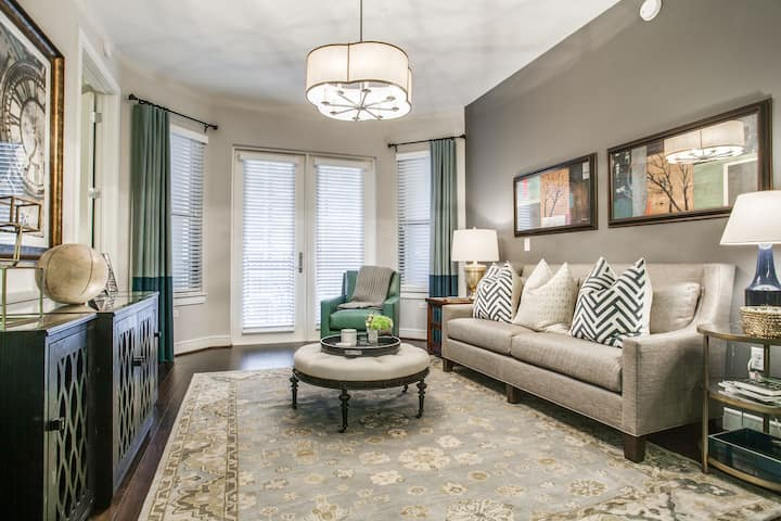 Rest easy in your own home | 2BR in Houston