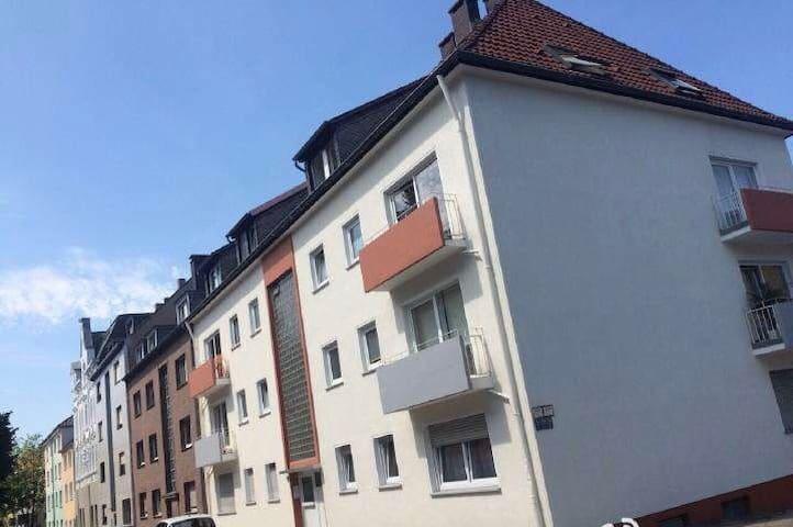 amazing apartment in downtown - Essen - Lägenhet