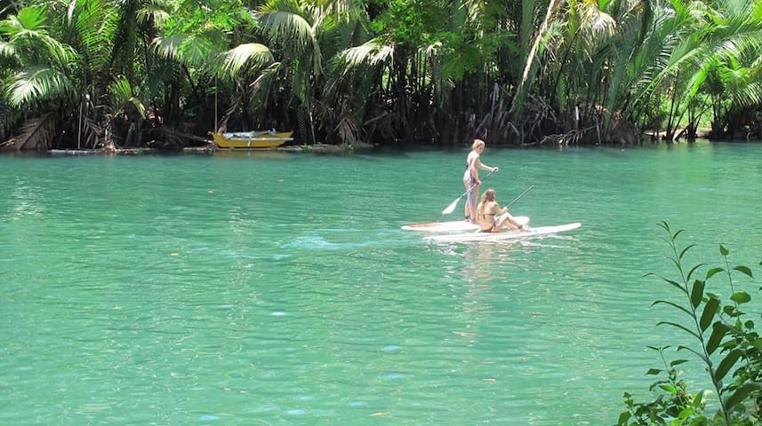 Nipa Huts Village, Loboc Bohol - Loboc - Chata