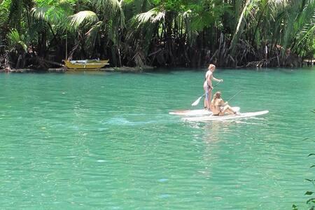 Nipa Huts Village, Loboc Bohol - Loboc - Maja