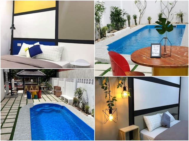 Zen 11-BBQ+私人泳池Private POOL 8 Pax 夜市3分钟距离