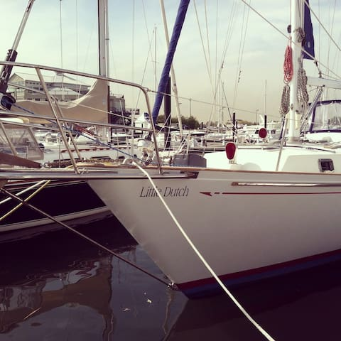 Whitby 42' sailboat in East Hampton - East Hampton - Barco