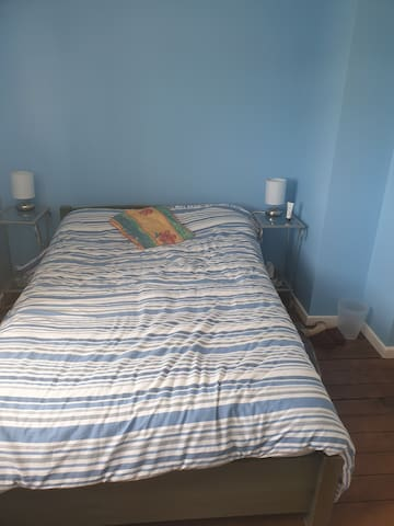 Double room in a friendly, quiet location
