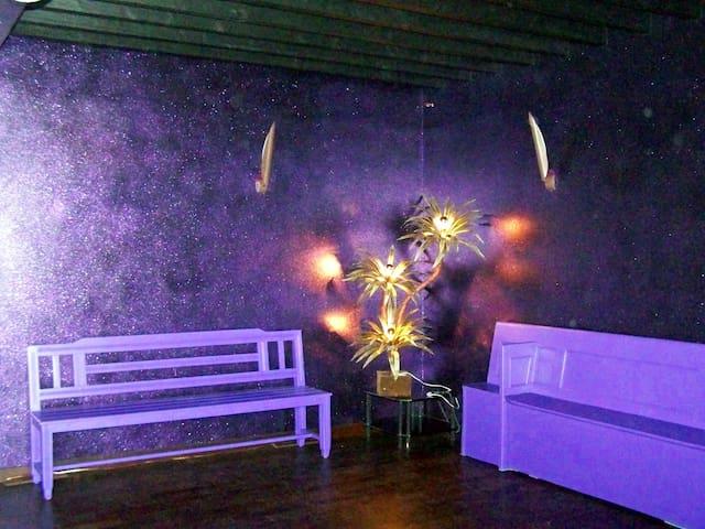 Logement avec mini discothèque à 1h de Paris ! - Heudreville-sur-Eure - House
