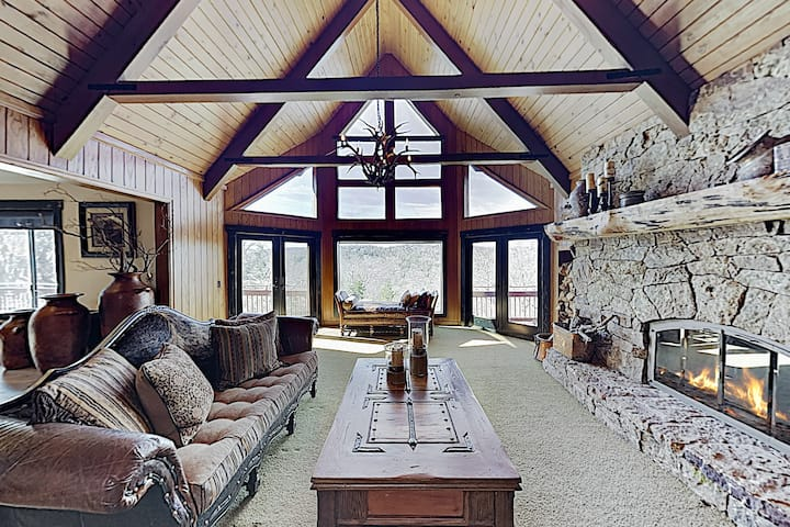 Extraordinary 5,290 Square Foot Home on 2.3 Acres