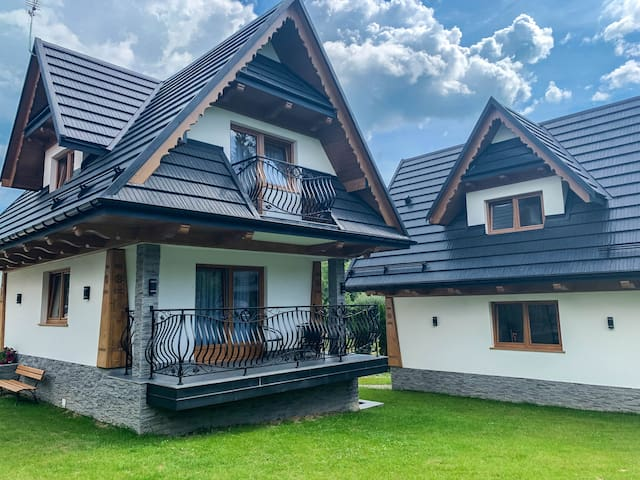Cottage for 2-8 persons Zakopane