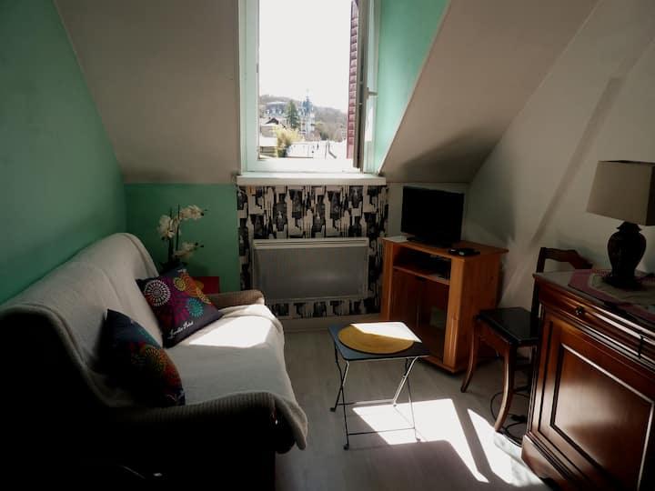 Appartement cosy près des Thermes