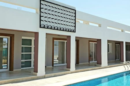 Villa Lilas, piscine privée, sans vis-à-vis