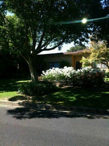 Garden apartment in Stellenbosch