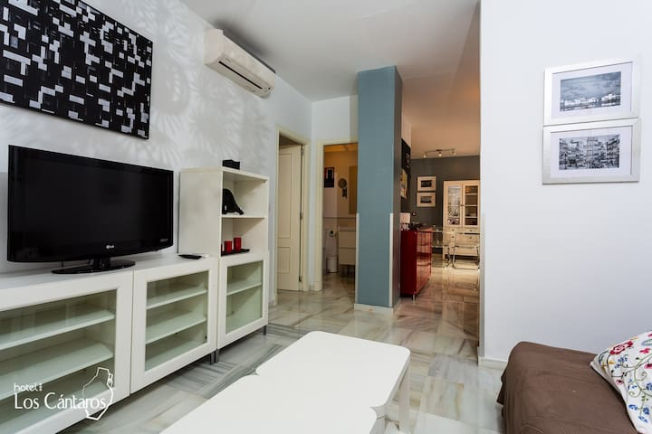 Apartamento Rojo