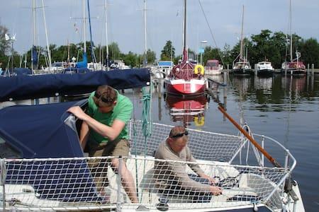 romantische kleine zeiljacht - Uitgeest - Boat