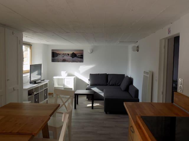 Seaside Resort Apartement/Bien placé ,Granvillaise - Donville-les-Bains - Byt