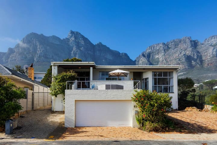 Camps Bay Room with Mountain View