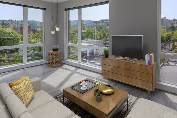 Everything you need | 1BR in Portland