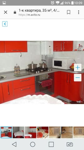 Сдам  1-комнатную квартиру в центре города.