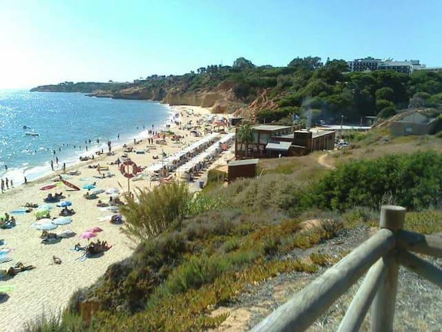 Bel appart à Albufeira situé à 500m de la plage