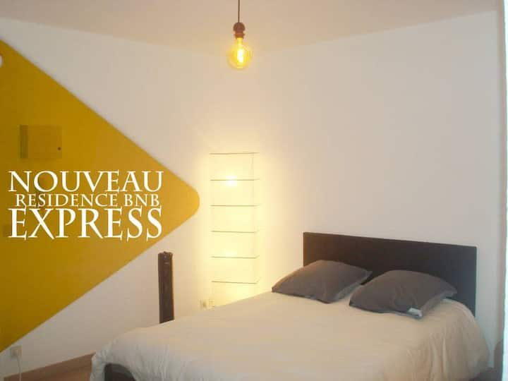 B3 Residence BNB Bordeaux Express