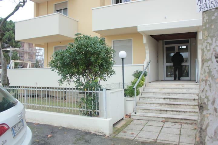 Appartamento sul lungomare - Misano Adriatico