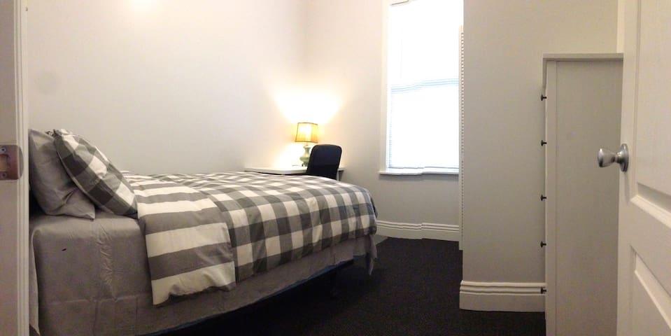 Nob Hill cozy single bedroom #5