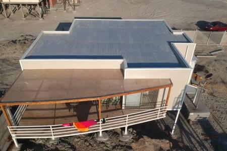 Vacaciones en la playa Punta Itata, Antofagasta