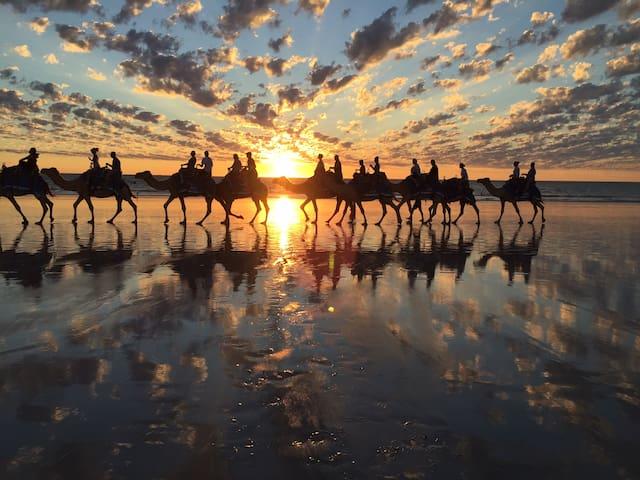 Broome sunset