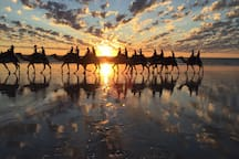 Broome sunset