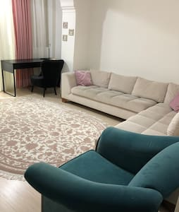Great location 1+1 luxary apartment with garden