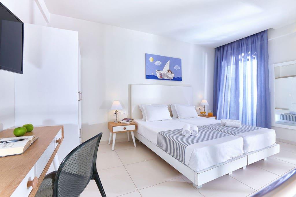 Vasia Hotel Superior Double Room