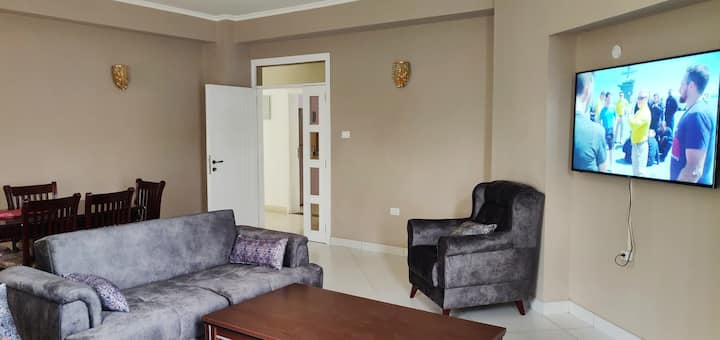 "3 bedrooms ""Bole downtown apartment"""