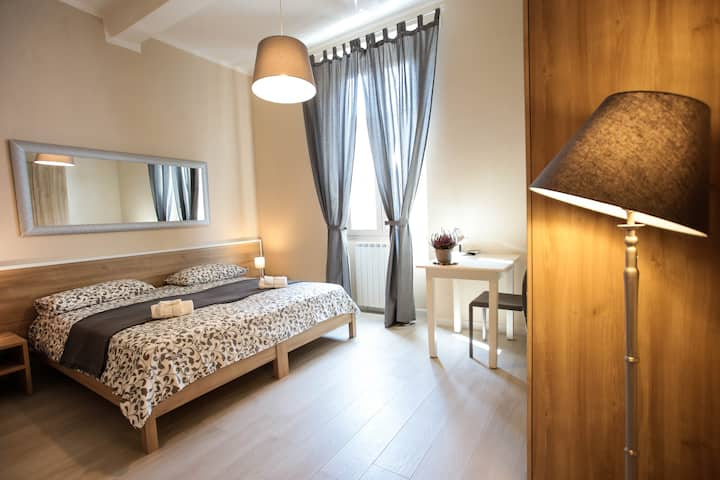 """""""Elicriso"""" Room -  Double with separable beds"""