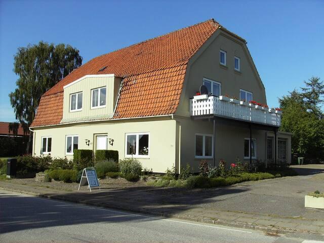 Aabenraa Hus i rolige omgivelser