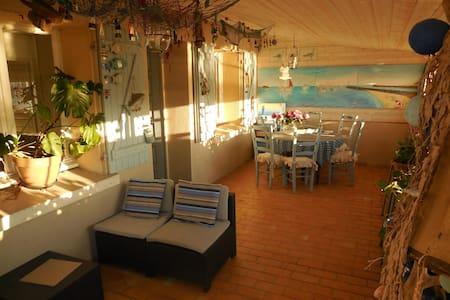 Location saisonnière F2, bord Hérault, proche mer - Agde - Apartment