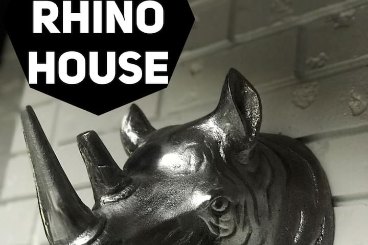 The Rhino House
