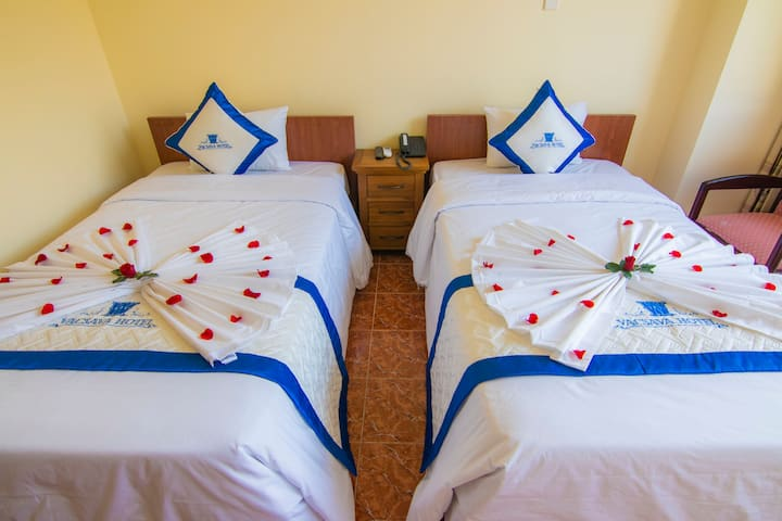 Superior Twin Room - (1) - Vacsava Vung Tau