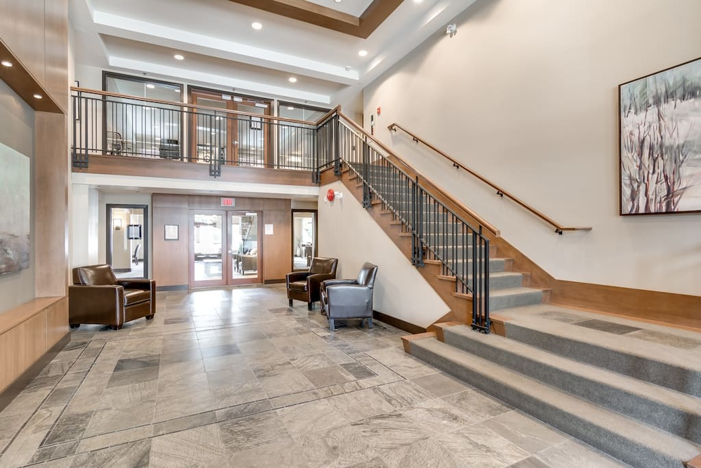 Waterscapes Amenities Foyer