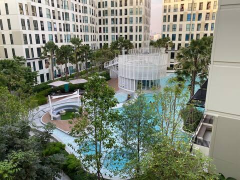 UNiO Sukhumvit 72 Phase2 Bangkok BTS Bearing房房房<UNK><UNK>